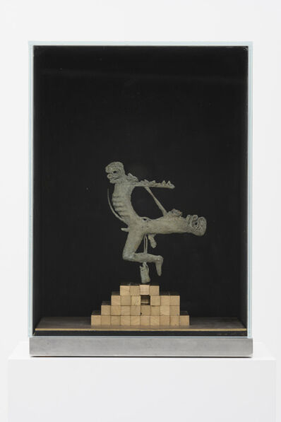 Mark Manders, 'Anthropological Trophy', 2015-18