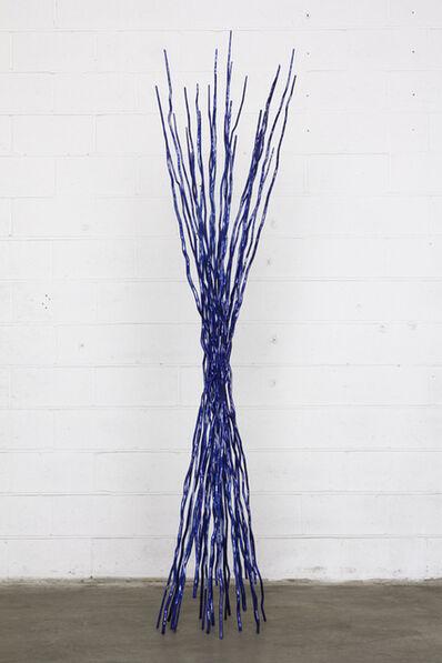 Shayne Dark, 'Interlace - Transparent Blue', 2012