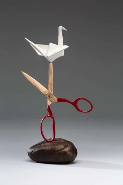 Kevin Box, 'Conversation Peace (Maquette)'