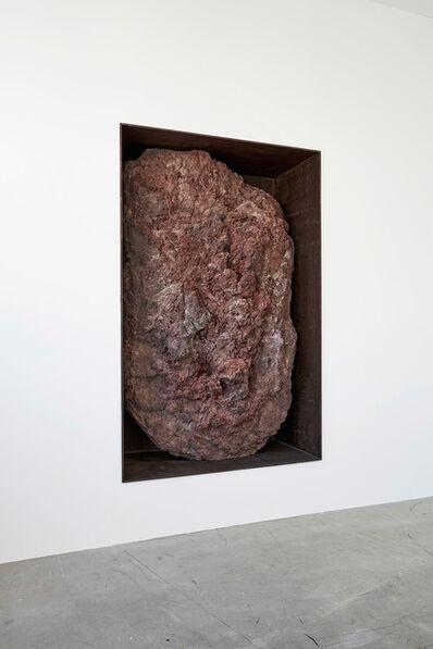 Michael Heizer, 'Scoria Negative Wall Sculpture', 2016