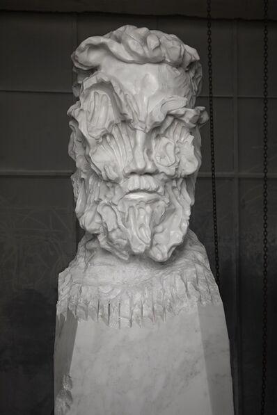 Kevin Francis Gray, 'Bearded Man', 2020