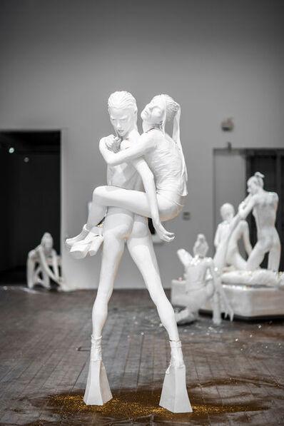 Cajsa von Zeipel, 'Blind-man's Bluff', 2014