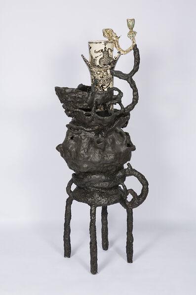 Francesca DiMattio, 'Elephant Candelabrum', 2014