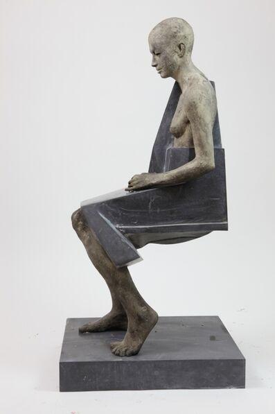 Jesús Curiá, 'Mujer Sentada ', 2019