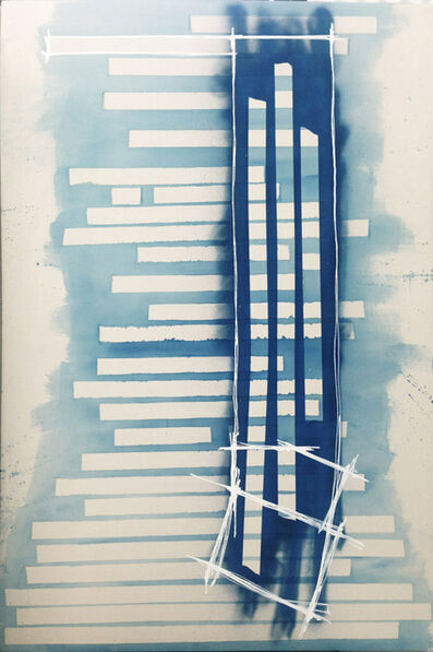 Marcello Pozzi, 'OVERLINES 3 | Abstract Painting Los Angeles  ', 2010