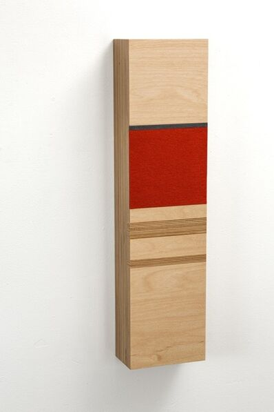 Kate Carr, 'Block A', 2012
