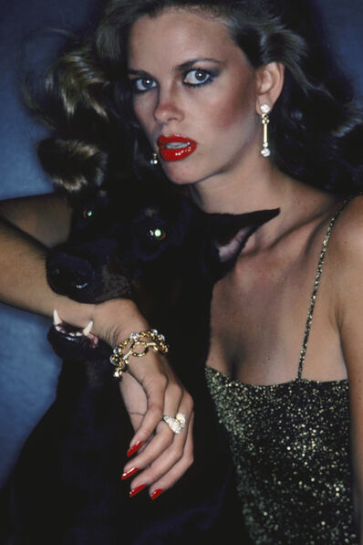 Chris von Wangenheim, 'FETCHING IS YOUR DIOR', 1976