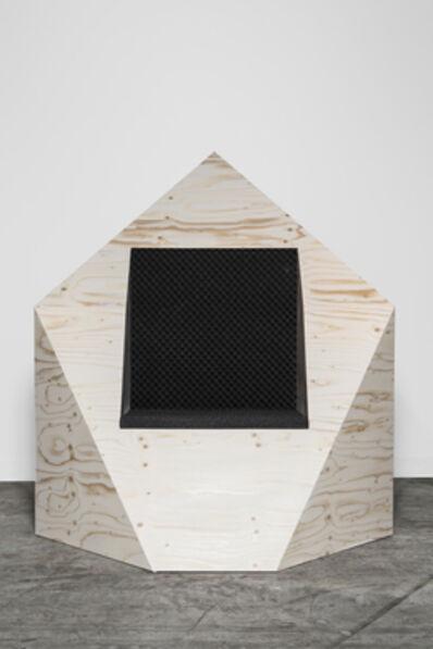 RO/LU, 'OVER DESIGN/UNDER DESIGN (after Lawrence Weiner Exhibit 1989)', 2013