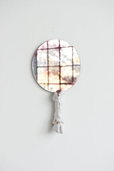 Emiliano Maggi, 'Goat Leg mirror', 2018