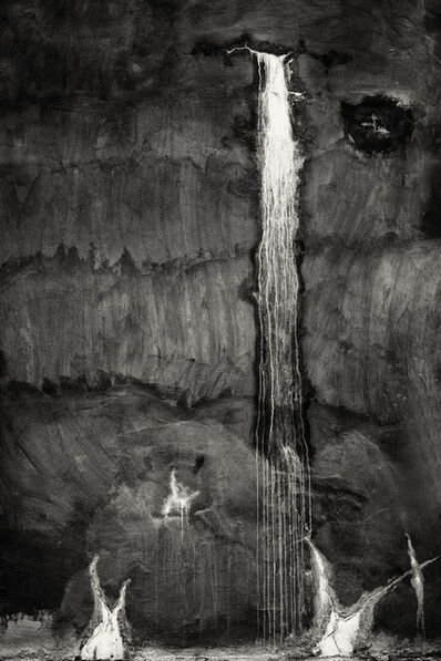 Cara Weston, 'Tank Waterfall, Carmel Valley ', 2012