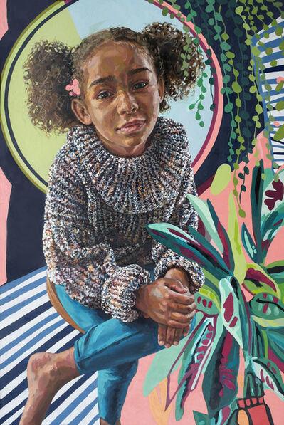 Chloe McEldowney, 'Resilient Blooms', 2021
