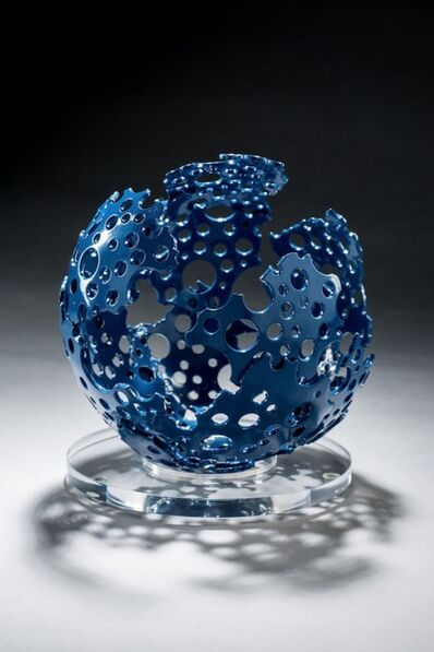 Michael Enn Sirvet, 'Blue Shadow Sphere', 2015