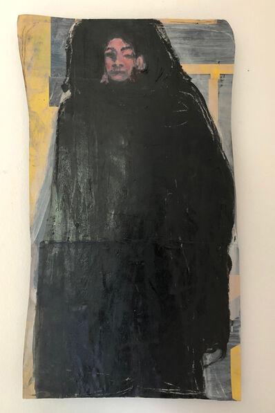 Jean Charles Blais, 'Schwarzes portrait', 2018