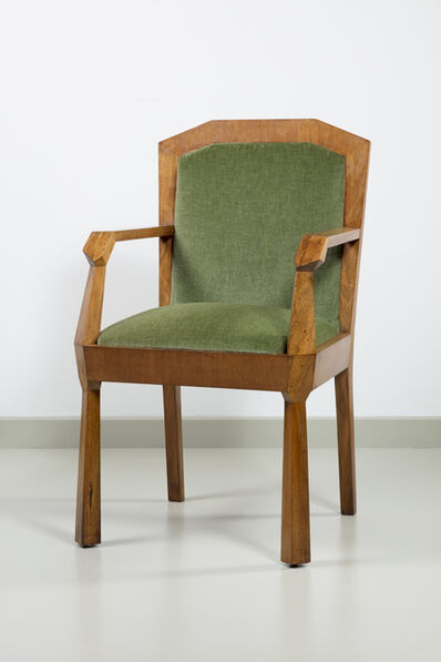 Attributed to Felix Kayser, 'Pair of armchairs', ca. 1925