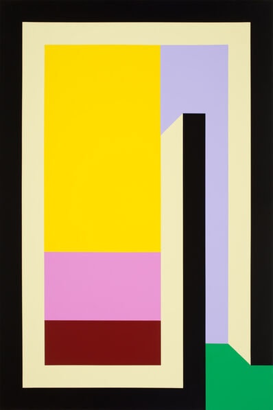 Imre Bak, 'Present Tense', 2017
