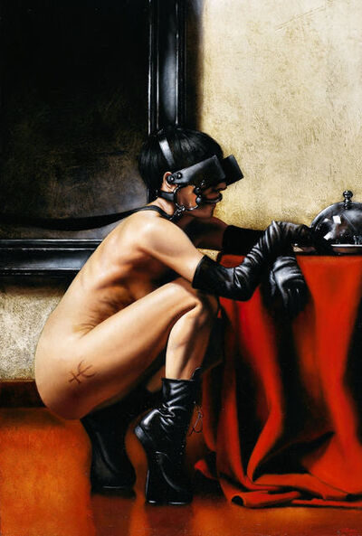 Saturno Butto, 'Pony Girl', 2009