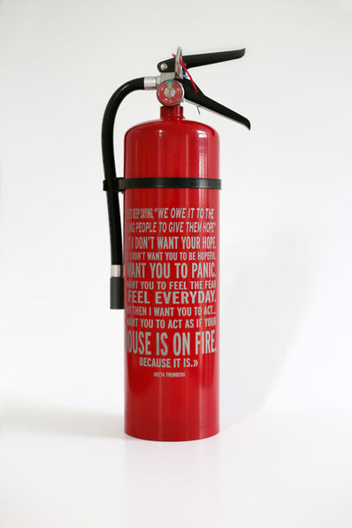Steven Spazuk, 'Untitled (Fire Extinguisher)', 2020