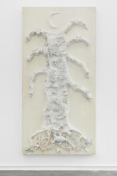 Niki de Saint Phalle, 'White tree', 1972