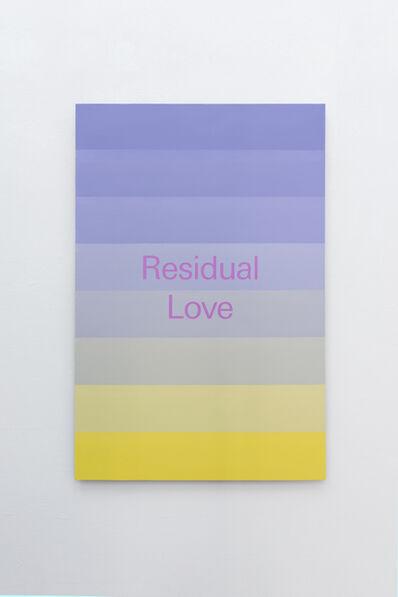 Alex Clarke, 'Residual Love', 2019