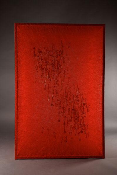 Chiharu Shiota, 'State of Being (Keys)', 2019