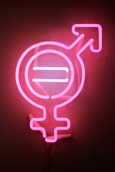 Indira Cesarine, 'Equal Means Equal', 2018