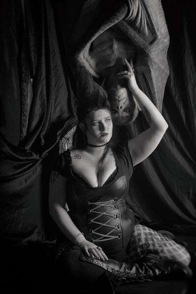 DebiLynn Fendley, 'Death and the Maiden', 2019