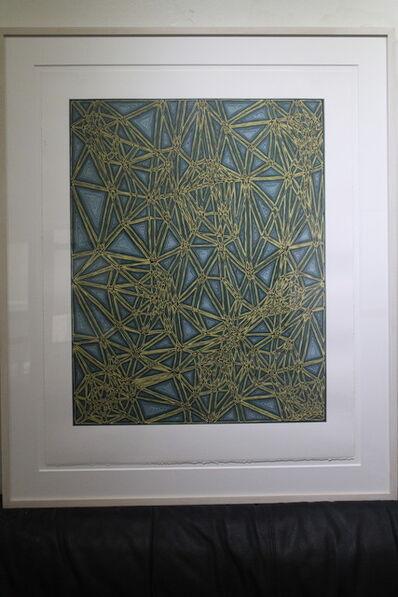 James Siena, 'Shifted Lattice', 2006