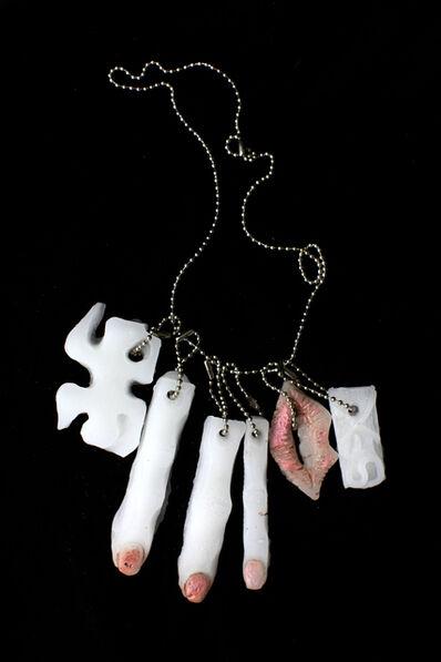 Naomi Fisher, 'Puzzle, finger, finger, finger, lips, sex', 2016