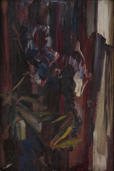 David Bomberg, 'Flowers, Evening', 1943