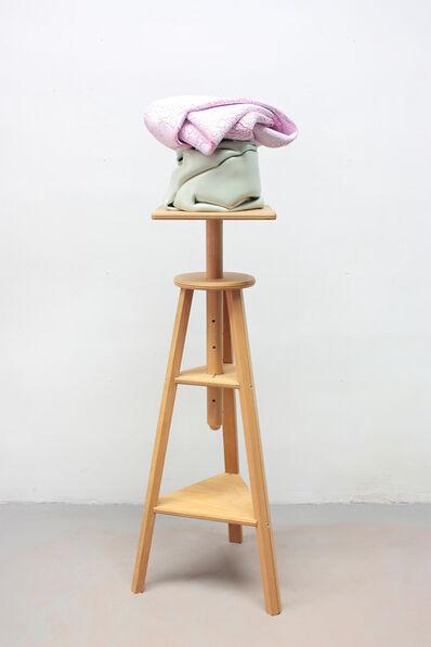Guillermo Mora, 'Mirad tú, mitad yo (Pepa)', 2016