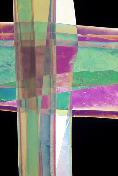 Erich Hartmann, 'Light on cellophane -2', 1968