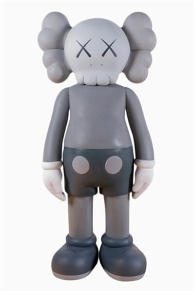 KAWS, 'Four Foot Companion (Grey)', 2007