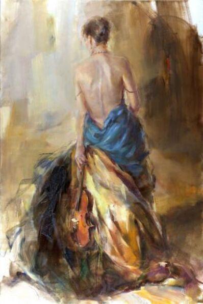 Anna Razumovskaya, 'Melody', ca. 2017