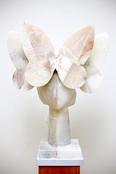 Manolo Valdés, 'Mariposa Blanca', 2017