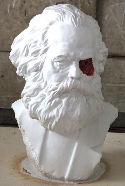 Lázaro Saavedra, 'Carlos Marx ', 2013