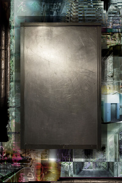 David Molander, 'Elevator NKZ 2', 2015