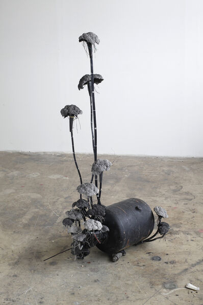Kristof Kintera, 'Cerebra Nera', 2017