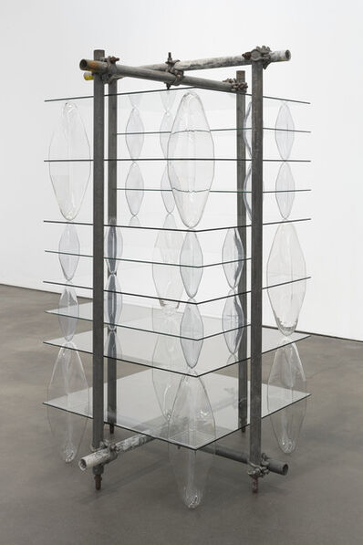 Patrick Jackson, 'Shelving Unit with 48 Supports', 2020