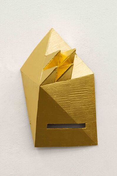 Michael Sailstorfer, 'M. 10 (Mask)', 2014