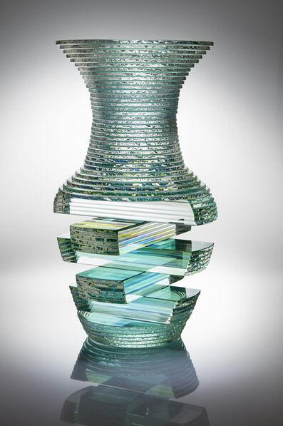 Sidney Hutter, 'Solid Vase Form #61', 1999