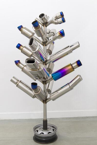 Xavier Mary, 'Muffler Sculpture #2 (Terbesar Peralatan)', 2018