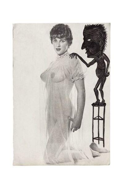 Dr. Lakra, 'Untitled (Desnudo I)', 2009