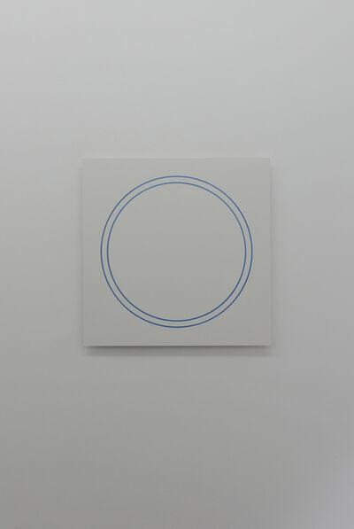 Winston Roeth, 'Blue Circle Painting', 2006