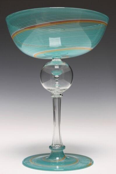 Kiva Ford, 'Teal Goblet in a Goblet', 2014