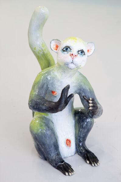 Agathe Brahami-Ferron, 'Monkey', 2019