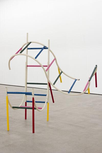 Przemek Pyszczek, 'Playground Structure (Stacked Worm)', 2016