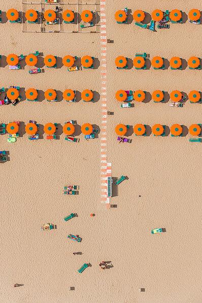 Bernhard Lang, 'Aerial Views, Adria 18', 2014
