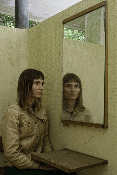 Elina Brotherus, 'Vestiaire 2', 2015