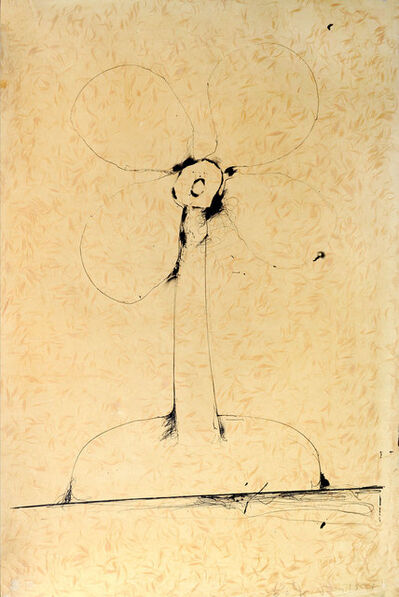 Jim Dine, 'The Plant Becomes a Fan IV', 1974/5