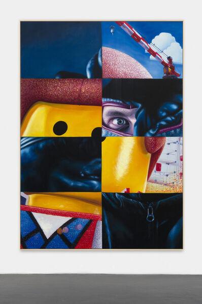 Mike Bouchet, 'Vinyl Block', 2014